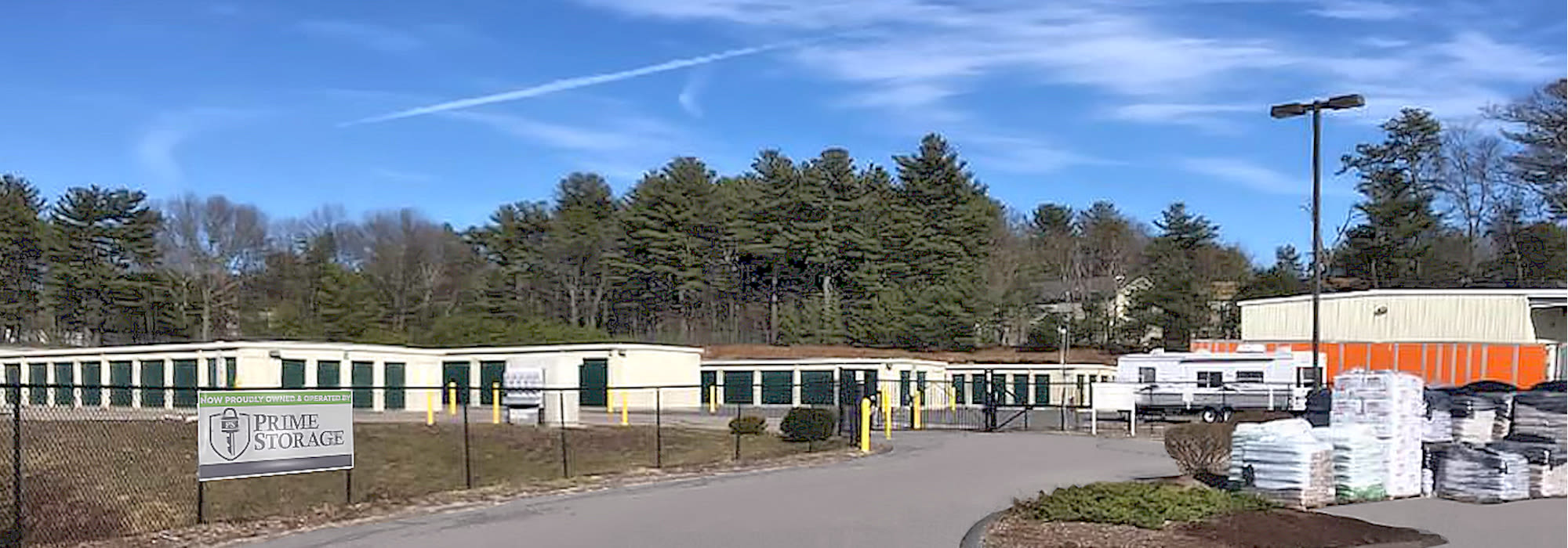 Prime Storage in North Grafton, MA