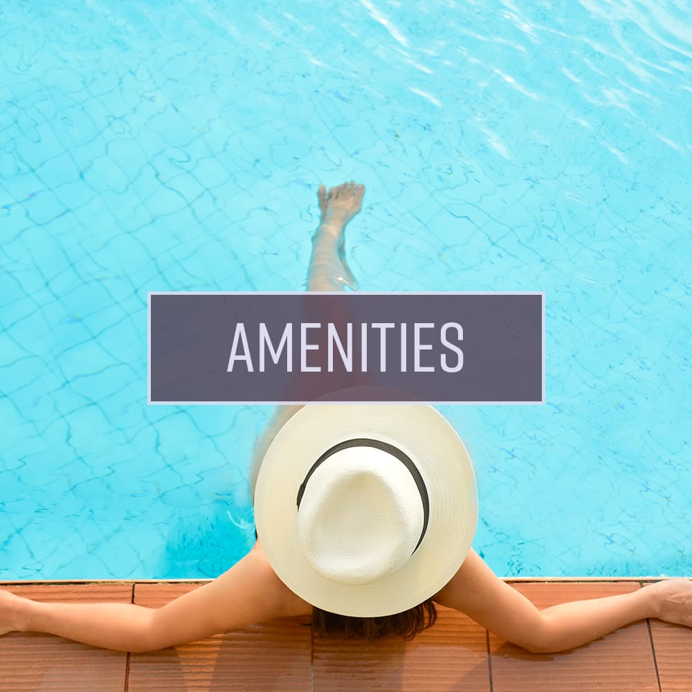 Link to amenities at Amberjack Estates in Houston, Texas