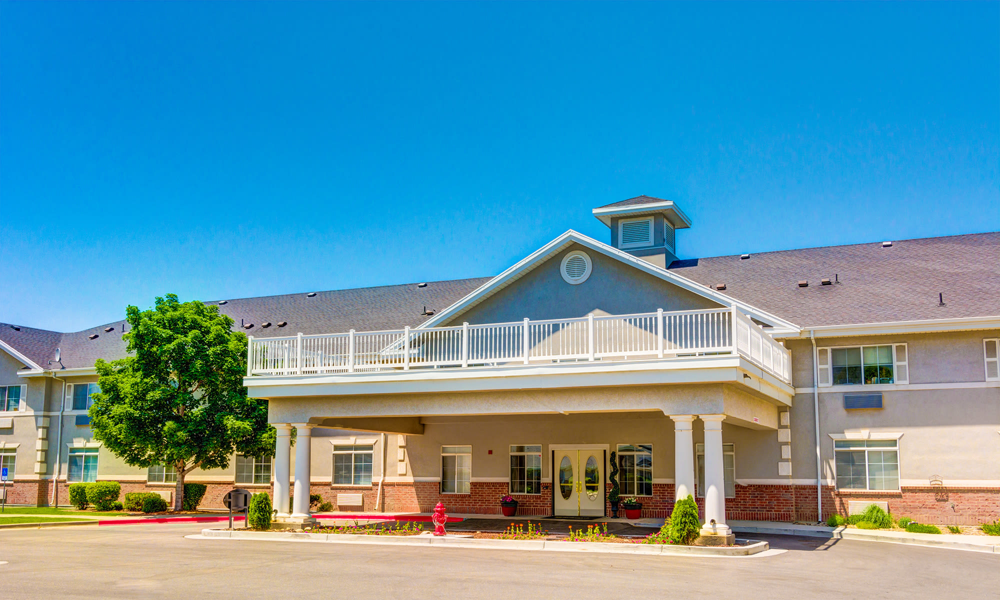 The Wentworth at Draper senior living