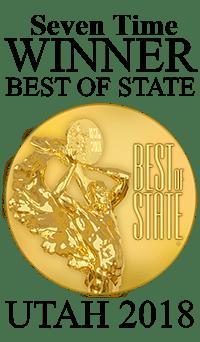 Winner best of state for Utah in 2016 senior living community in Salt Lake City