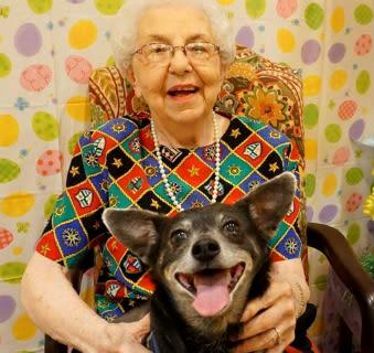 Happy friends at the senior living community in Sacramento
