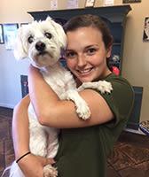 Paige at University Pet Resort in Merced, California