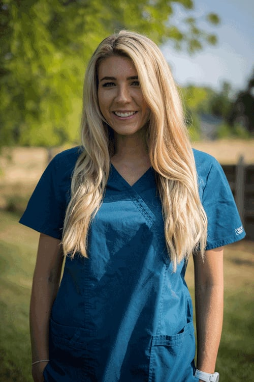 Bridget, Assistant at Boise Animal Hospital