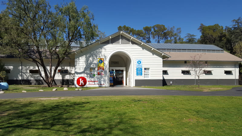 Kidspace Museum in Pasadena, CA