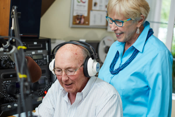 Holly Creek Retirement Community testimonials