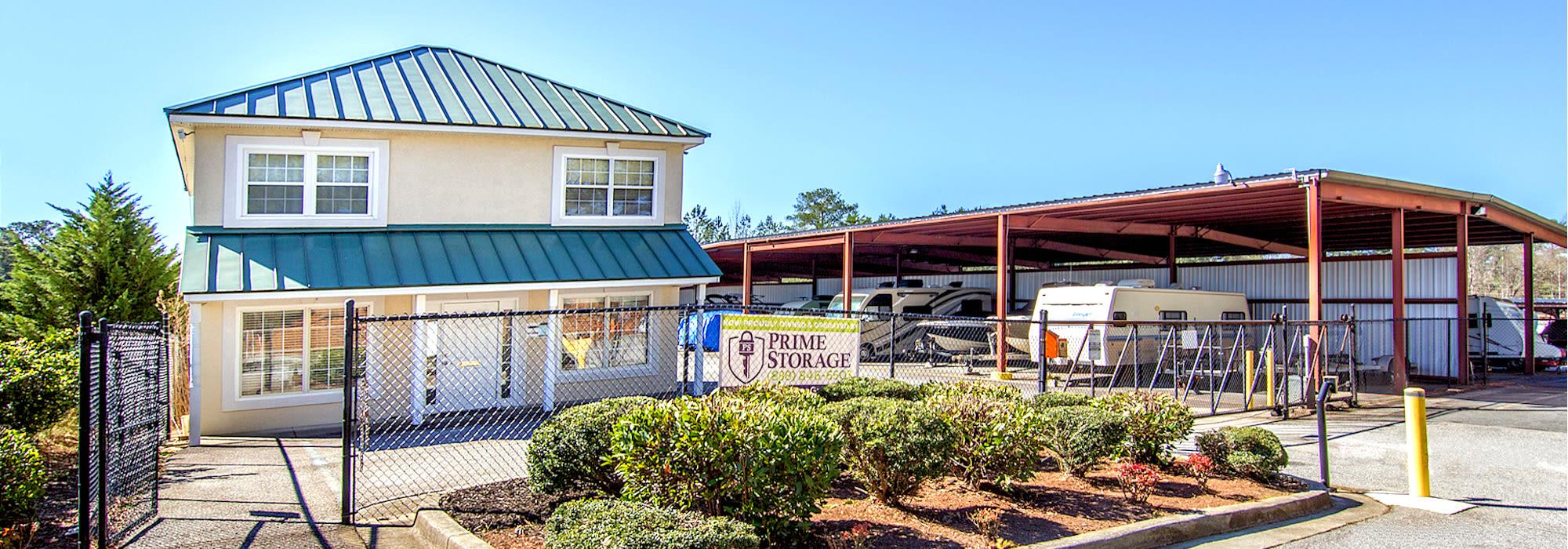 Prime Storage in Acworth, GA