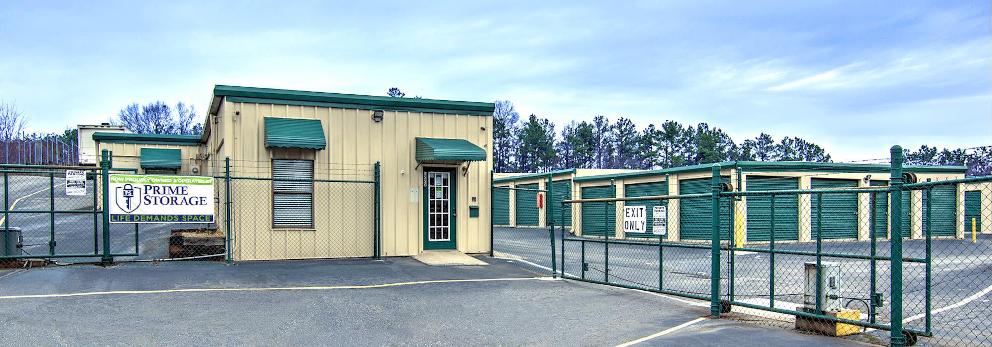 Merveilleux Prime Storage In Marietta, GA