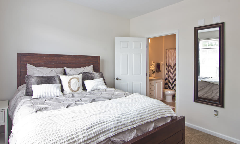 Our apartments in Toledo, Ohio offer a bedroom