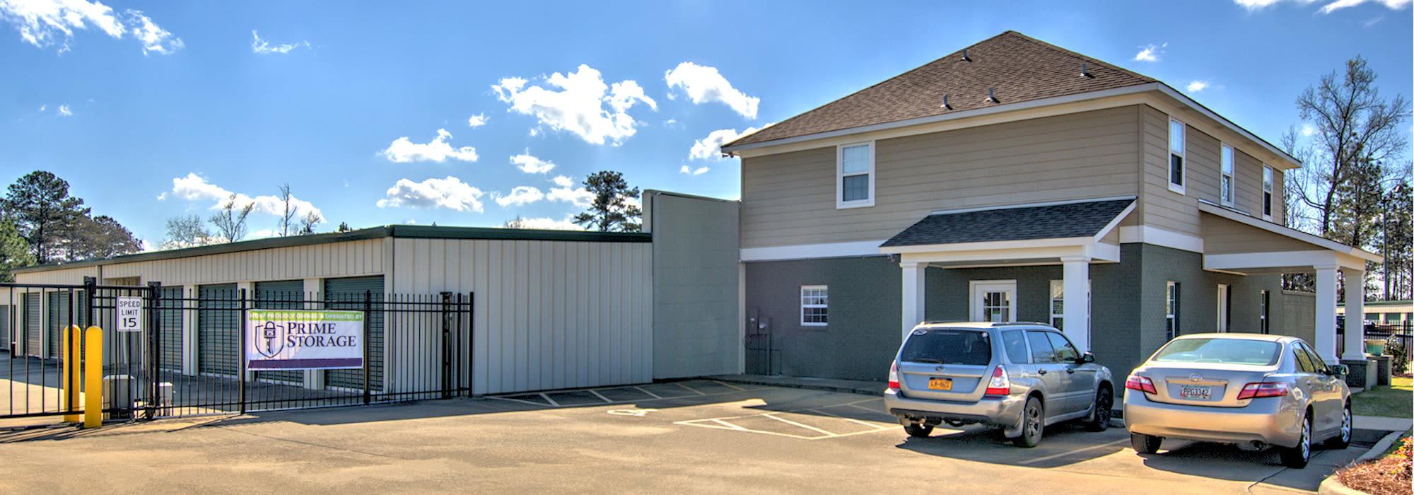 Prime Storage in Midland, GA