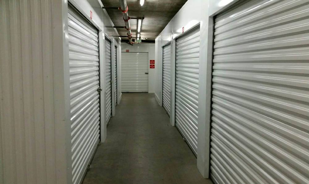 Large self storage units at Stor'It of Los Gatos