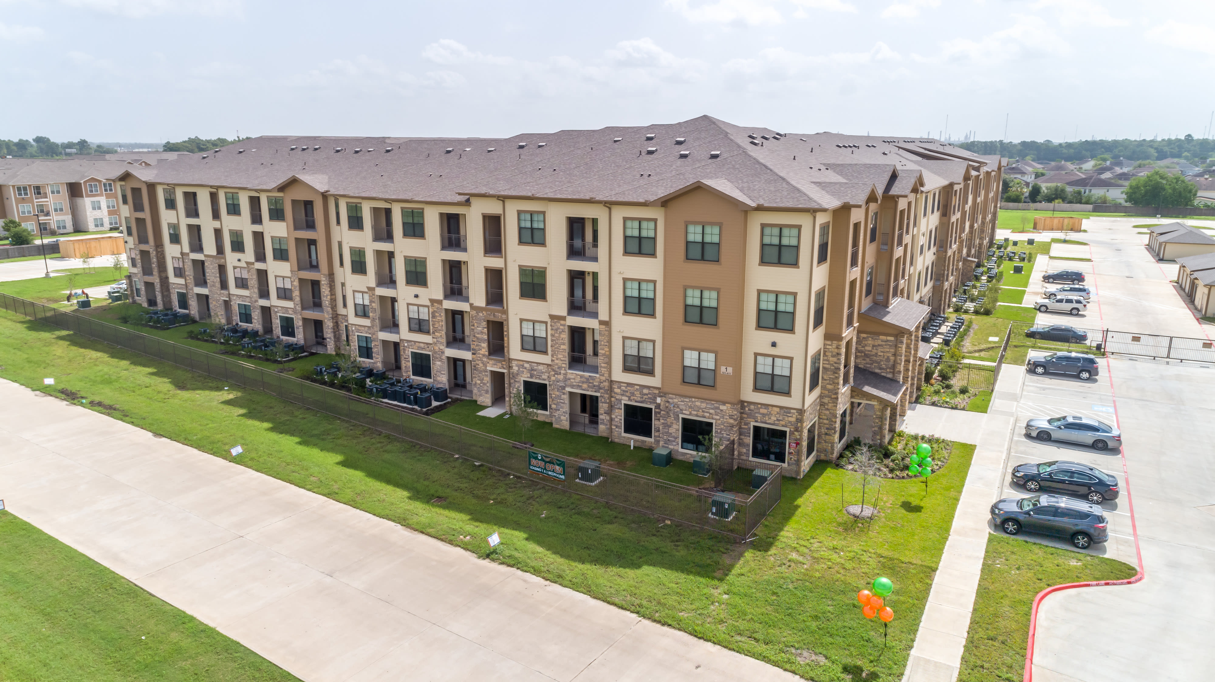 Visit our Brand New Community in Haven at Liberty Hills in Houston, TX