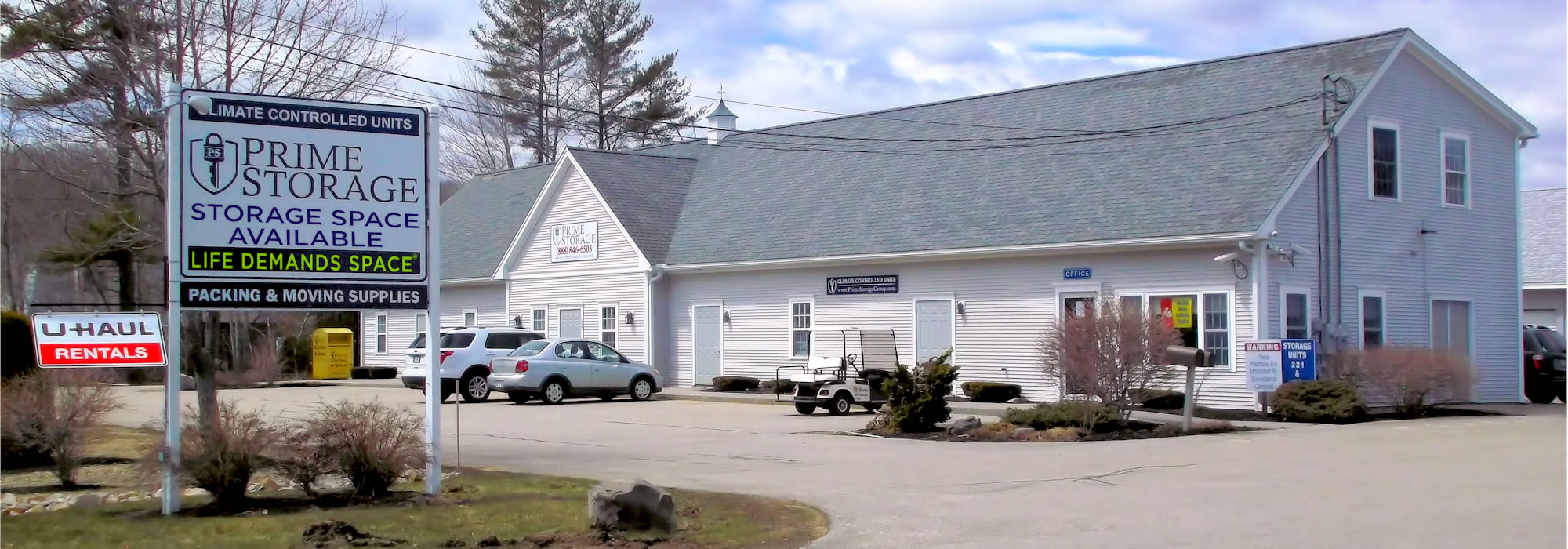 Prime Storage in York, ME