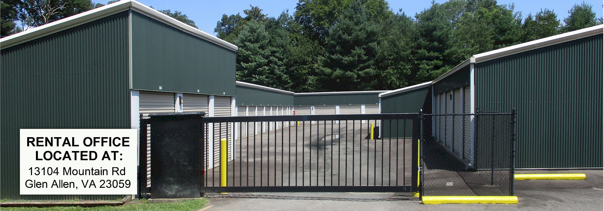 Prime Storage in Montpelier, VA