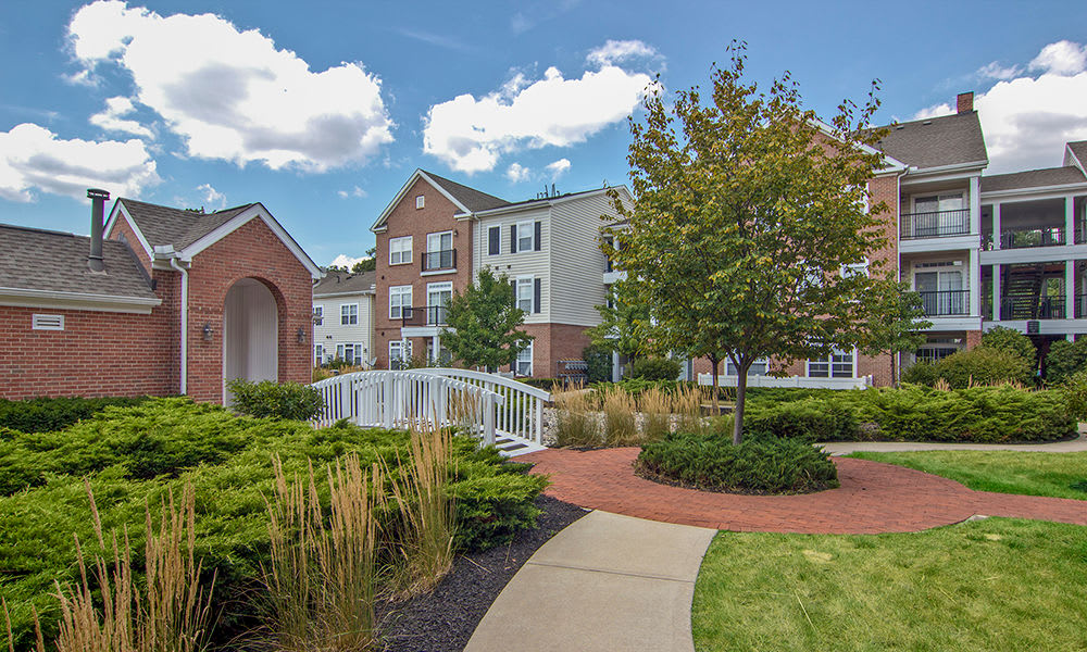 Exterior view at Chelsea Place in Toledo, OH