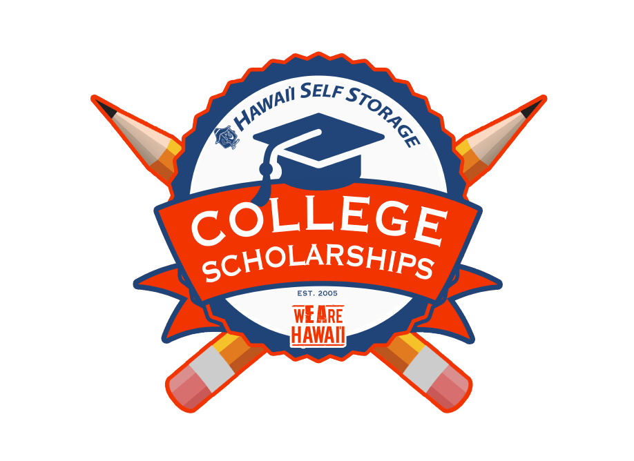 Collage Scholarships at Hawai'i Self Storage in Pearl City, HI