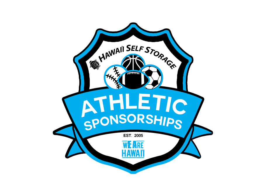 Athletic sponsorships at Hawai'i Self Storage in Pearl City, HI