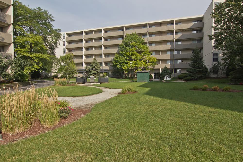 Exterior view in Richton Park, Illinois