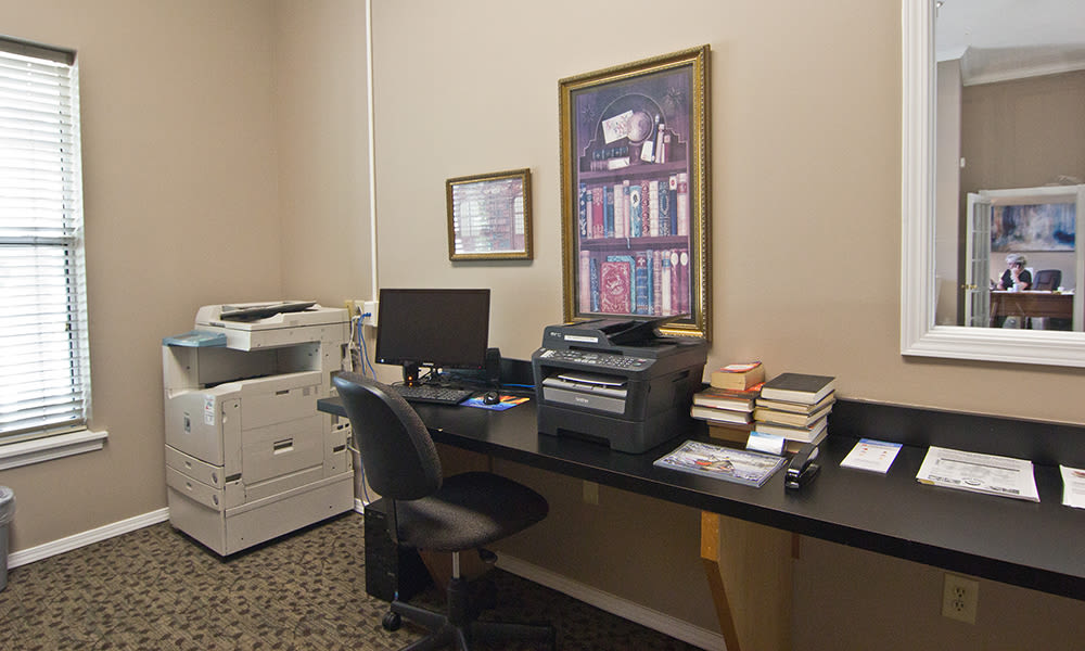 Office at Highlands of Montour Run in Coraopolis, PA