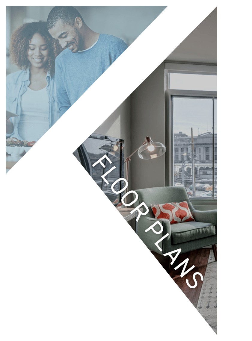 View the floor plans at Nelson Kohl Apartments in Baltimore, Maryland