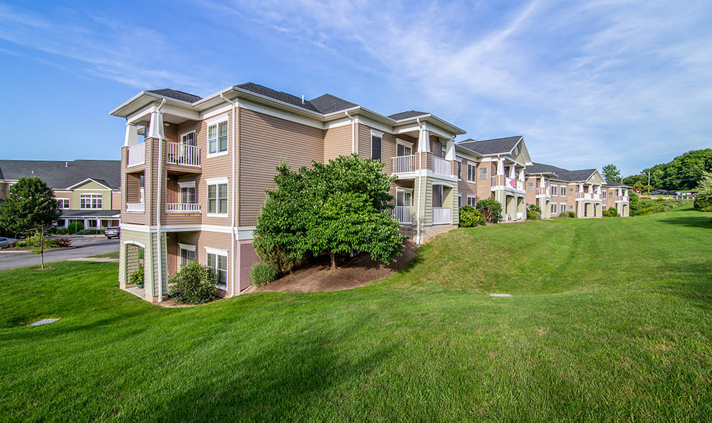 Welcome to Greenwood Cove Apartments located in Rochester, NY