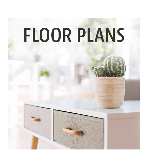 Floor plans at Station House Apartments