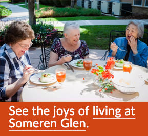 Discover the joys of living at Someren Glen