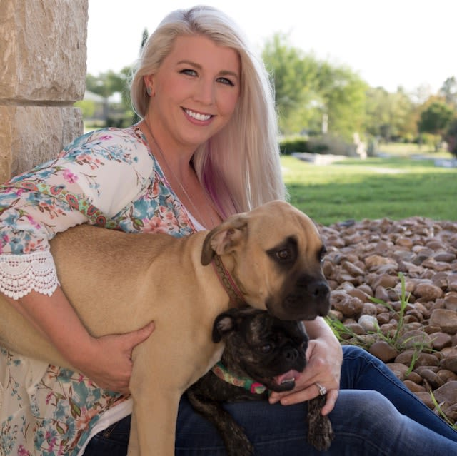 Lizzie at San Antonio Animal Clinic