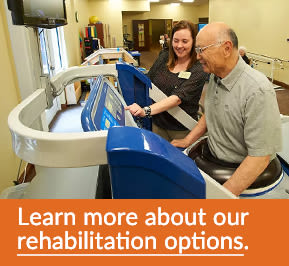 Clermont Park Rehabilitation Care
