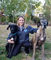 Dr. Colleen Liebers at Black Forest Veterinary Clinic in Colorado Springs, Colorado