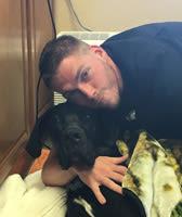 Robert at Black Forest Veterinary Clinic in Colorado Springs, Colorado