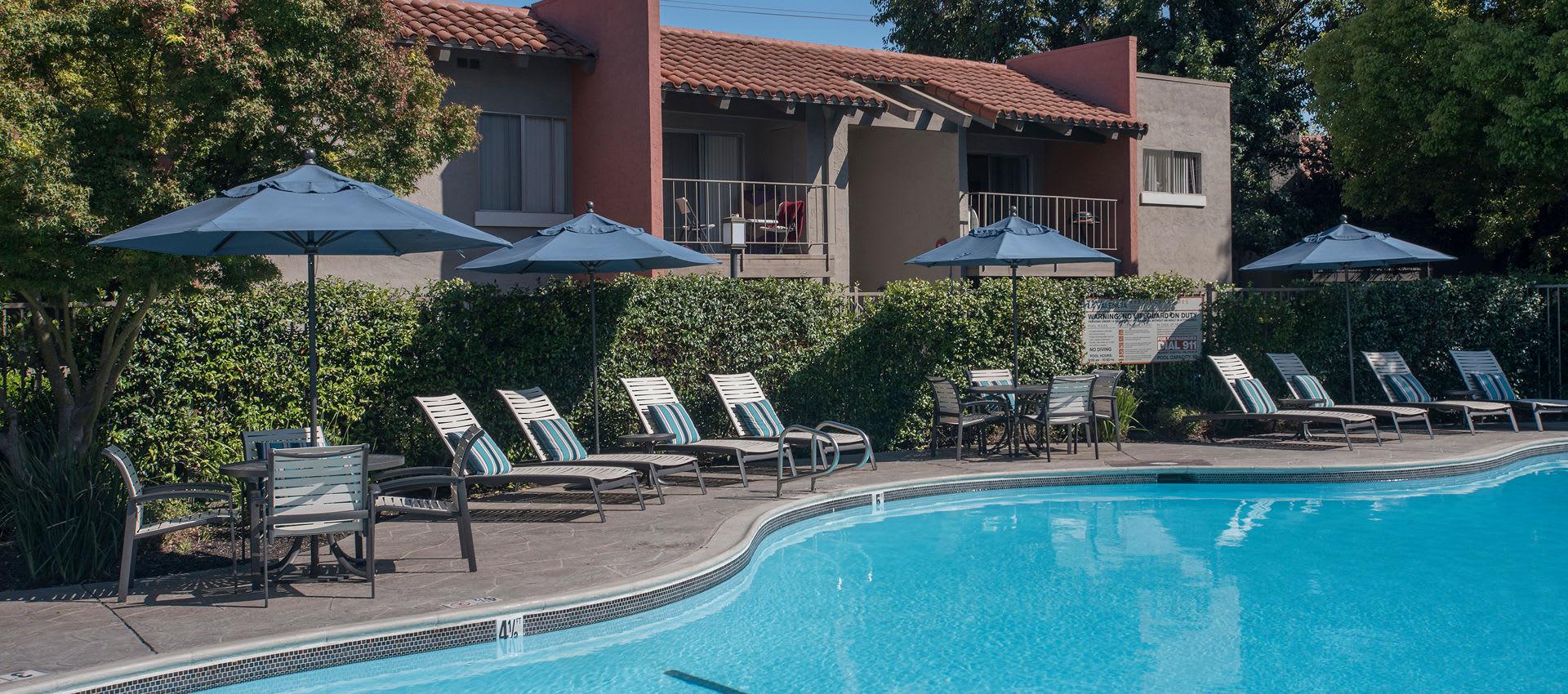 Campbell Luxury Apartment Amenities | La Valencia ...
