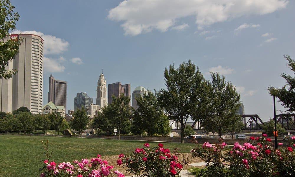 Park near Columbus, OH