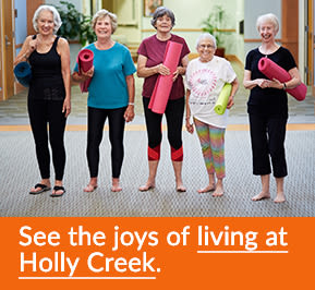 link to Holly Creek photo gallery