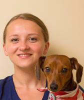 Hanna at Mundelein Animal Hospital