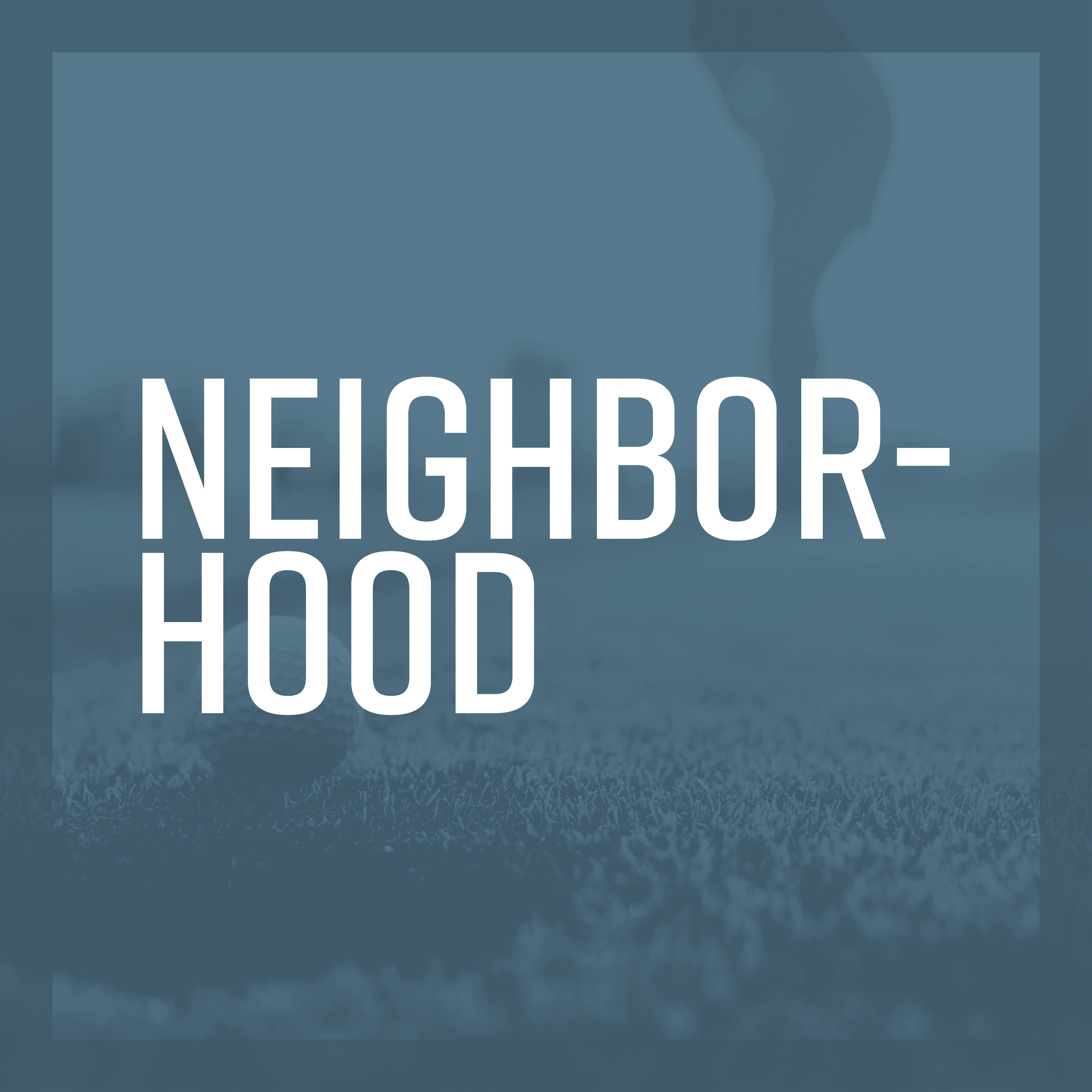 Neighborhood at 23Hundred at Ridgeview in Plano, Texas