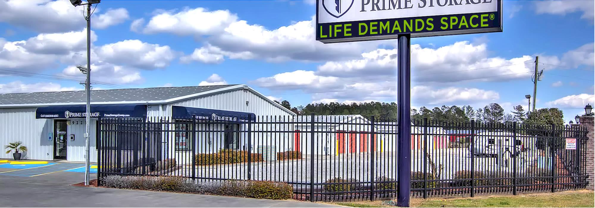 Prime Storage in Longs, SC