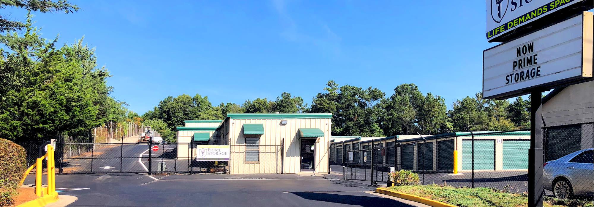 Prime Storage in Marietta, GA