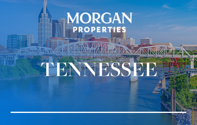 Morgan Properties communities in Tennessee