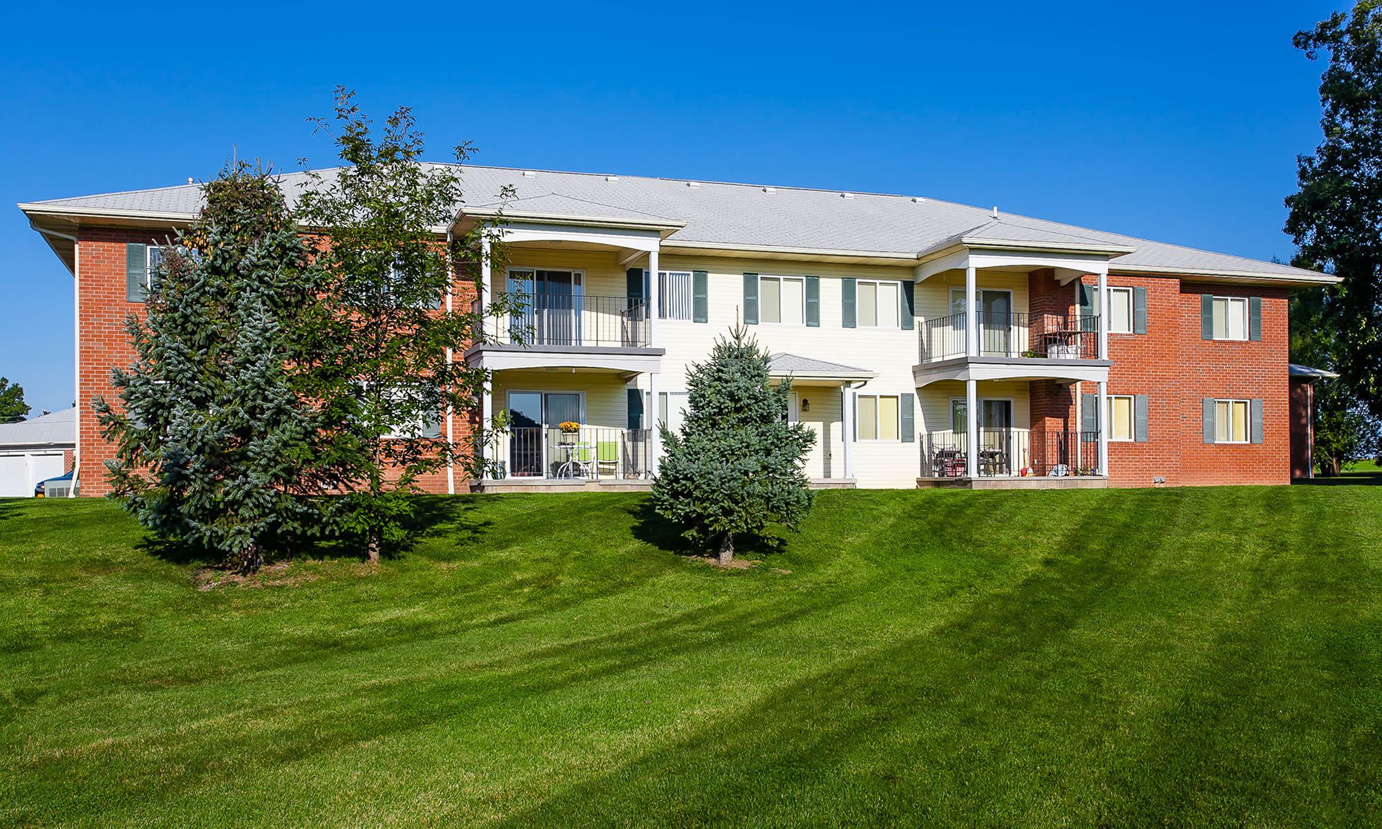 Apartments in Canandaigua, New York