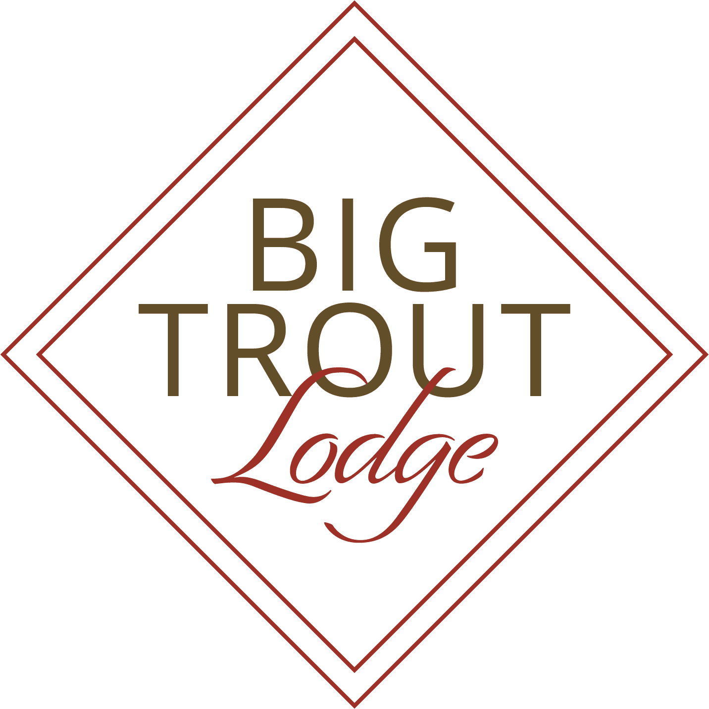 Big Trout Lodge logo icon