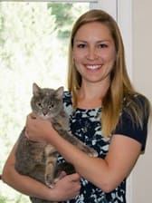 Dr. Tory Walmsley at Care Animal Hospital