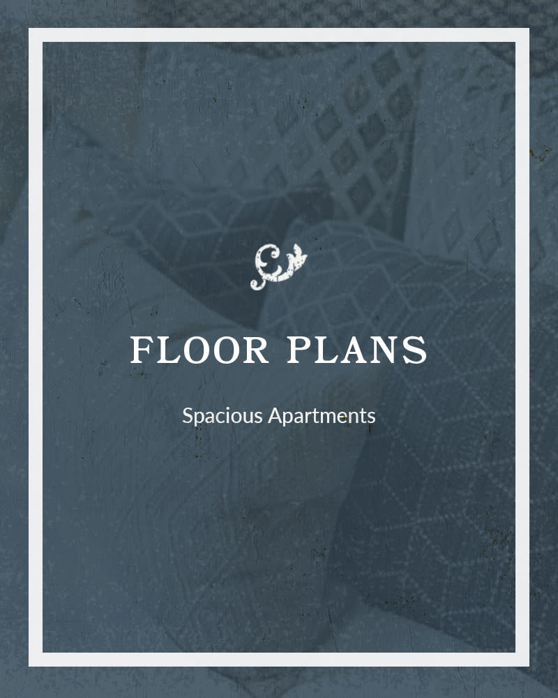 Floor plans at Plum Creek Vue in Kyle, Texas