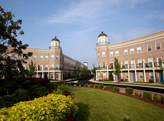 Visit Atkins Circle Apartments website