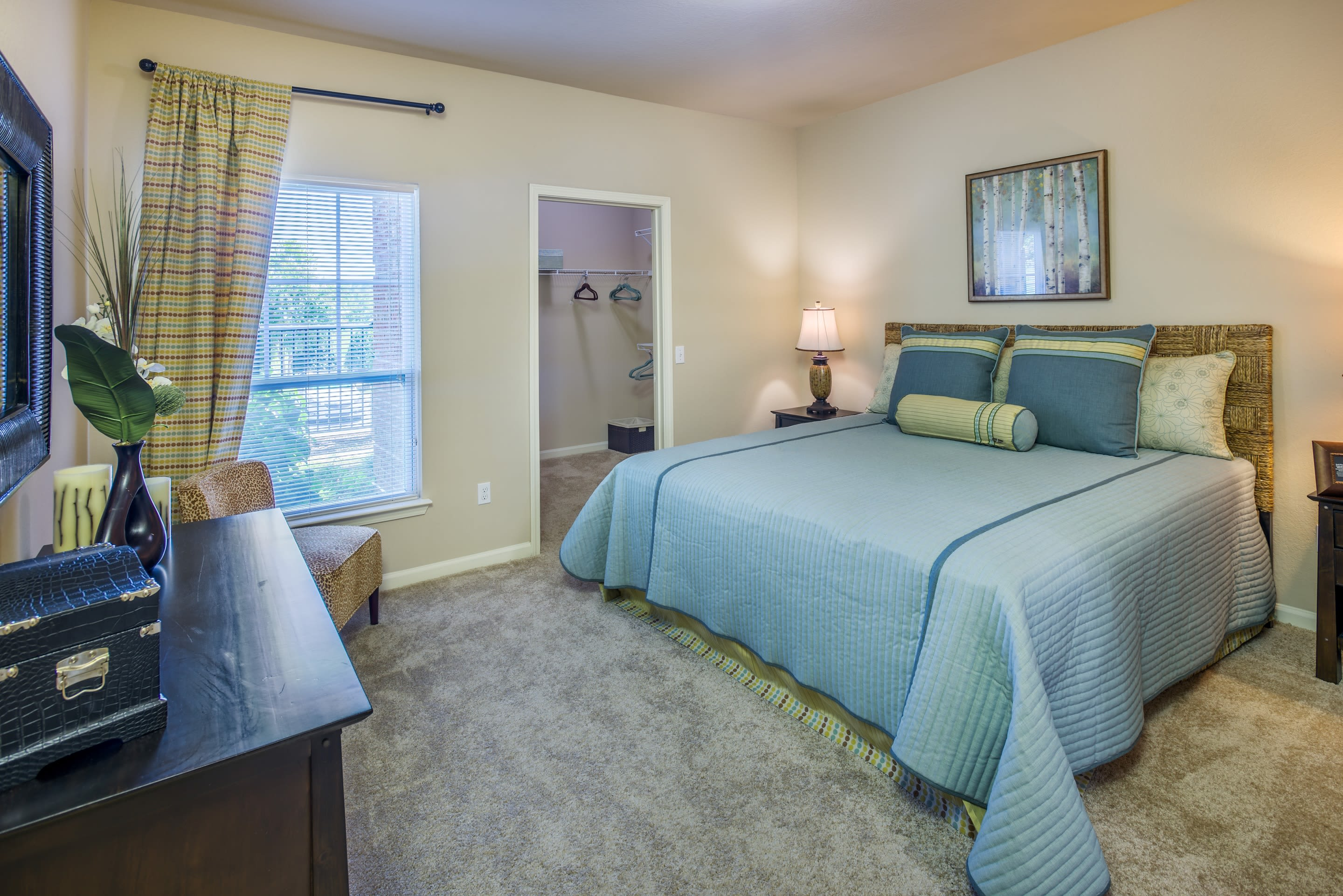 Renovated apartments at The Vive in Kannapolis, North Carolina
