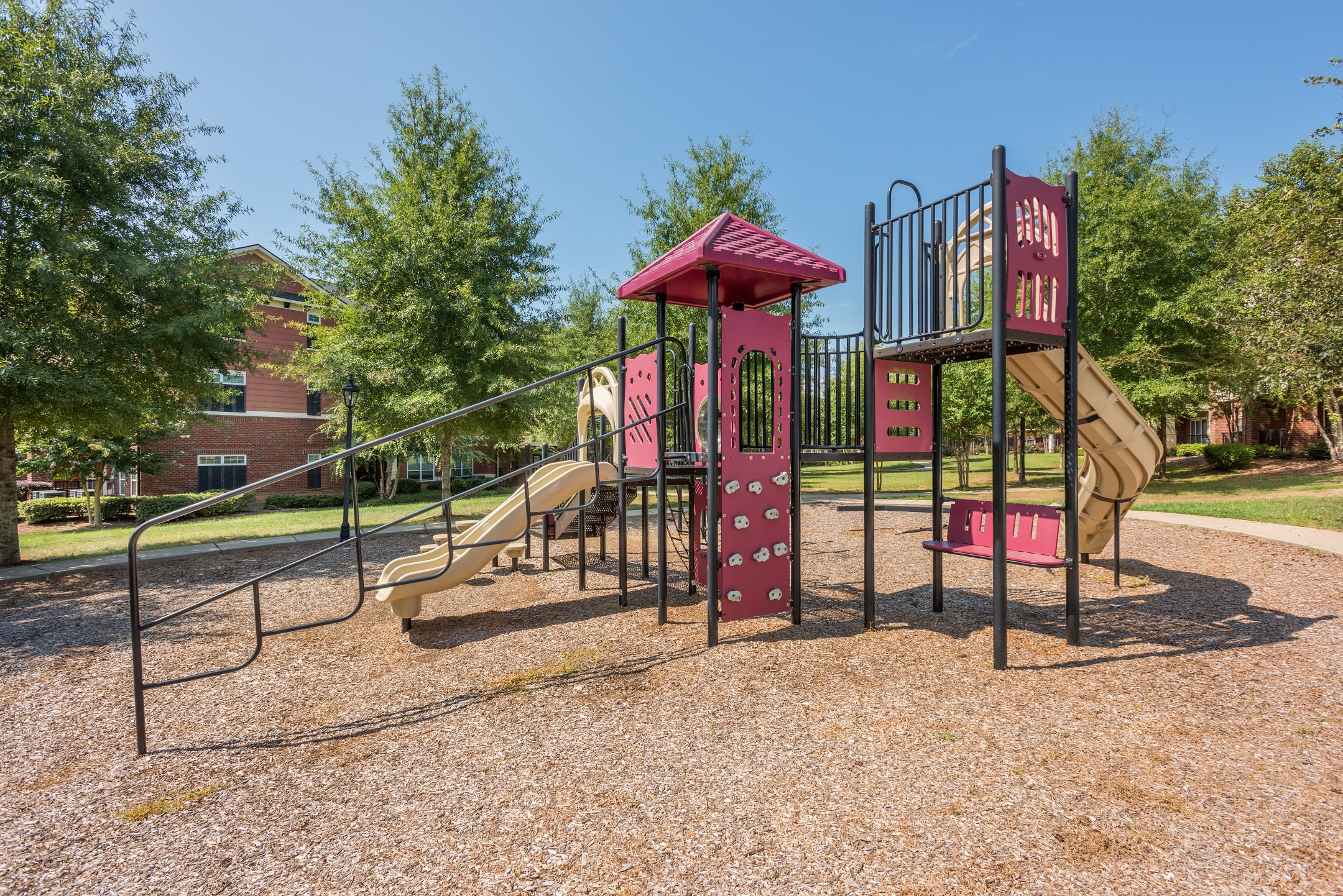 Playground at The Vive in Kannapolis, North Carolina