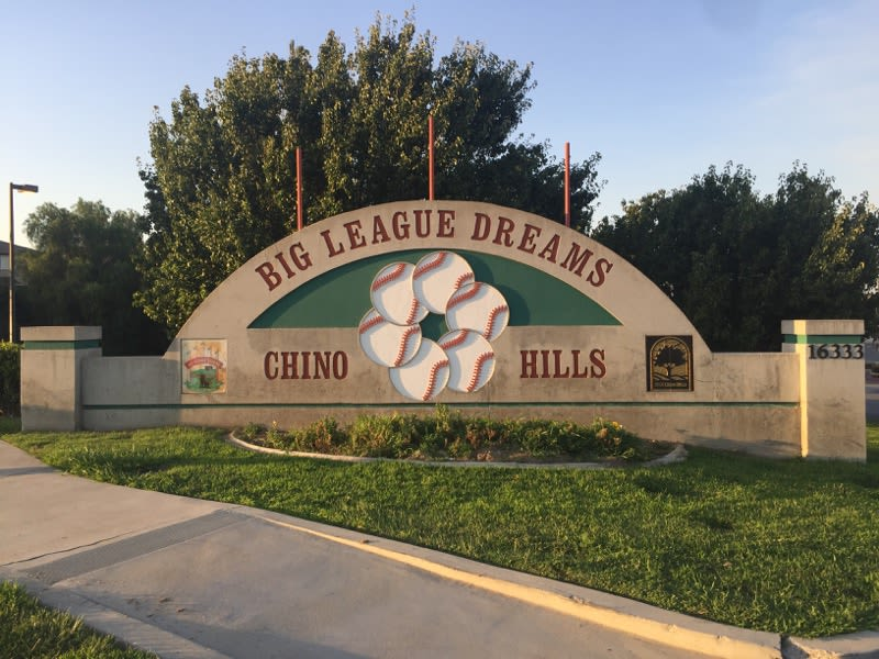 Big League Dreams Chino Hills CA