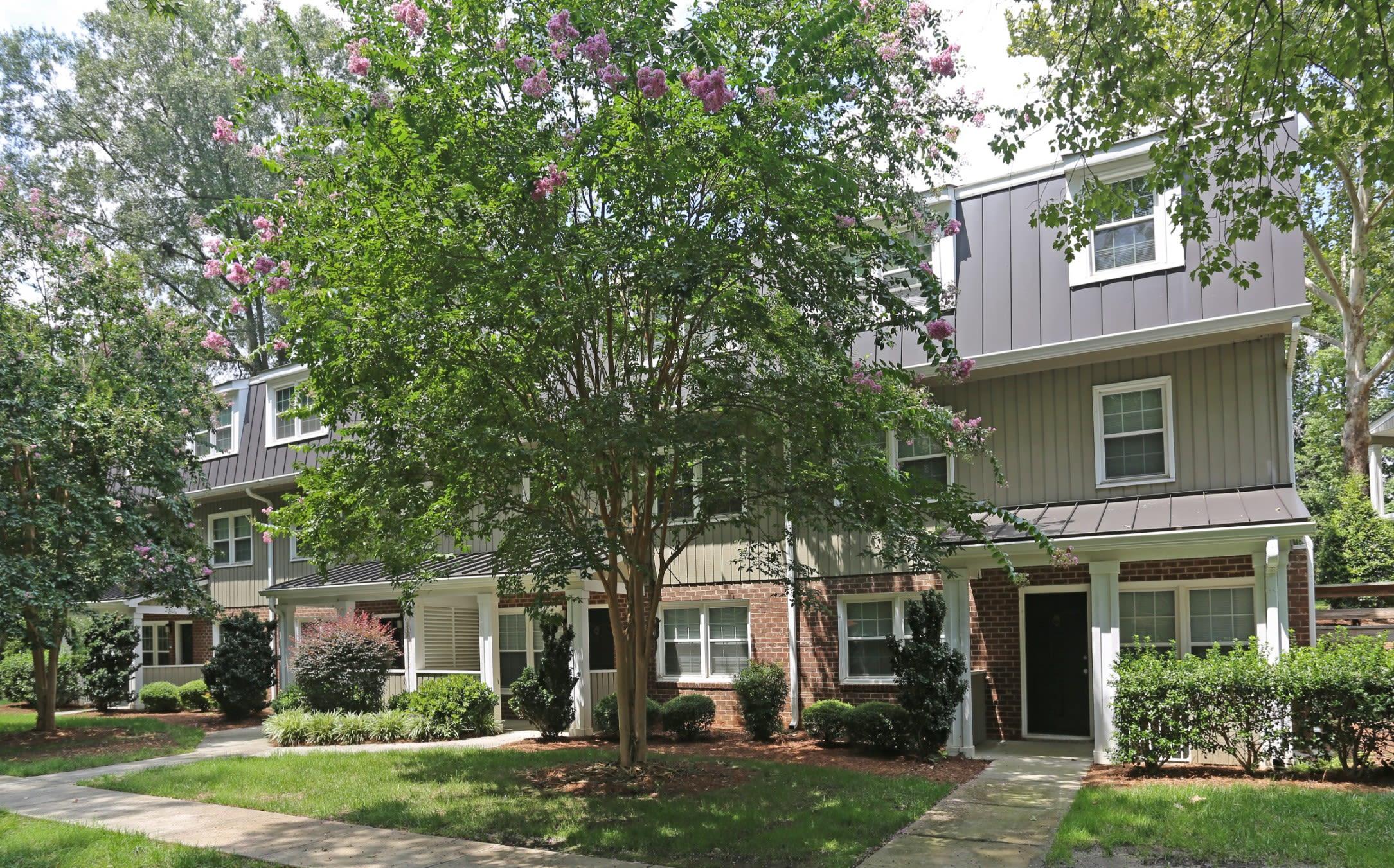 Building Exterior at Greensboro, NC Apartments
