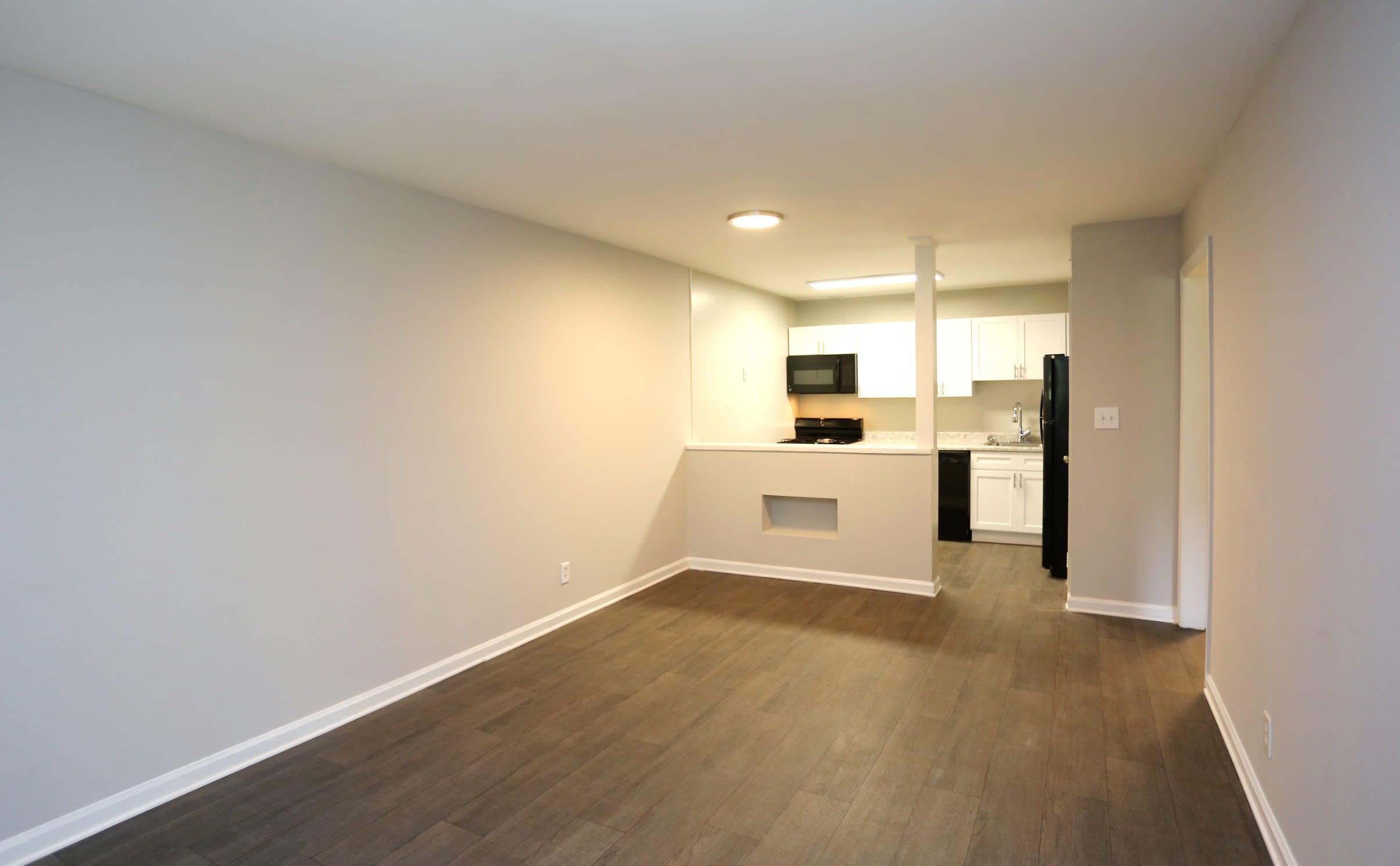 Spacious Floorplan at Greensboro, NC Apartments