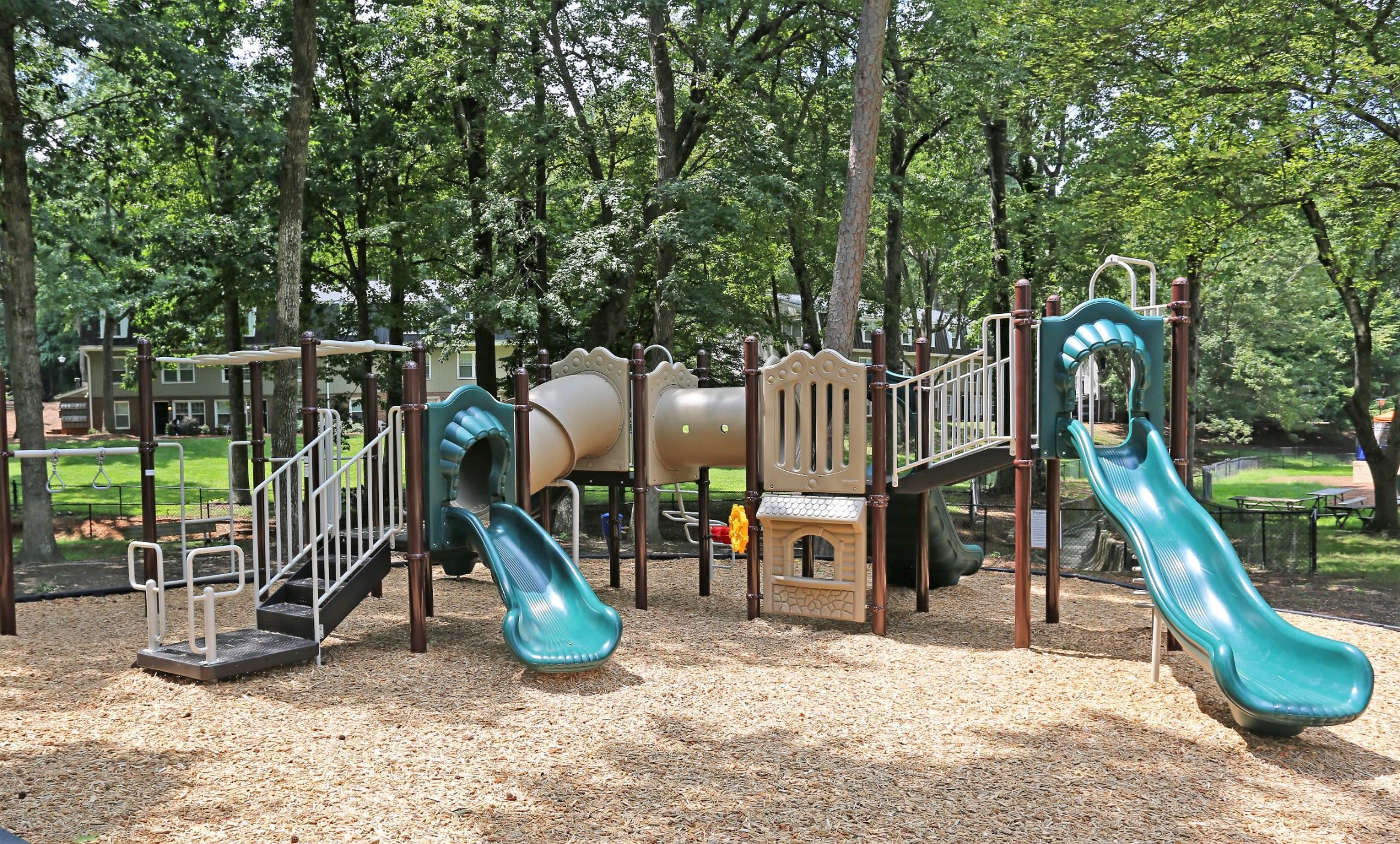 Playground Facility @ Greensboro, NC Luxury Apartments