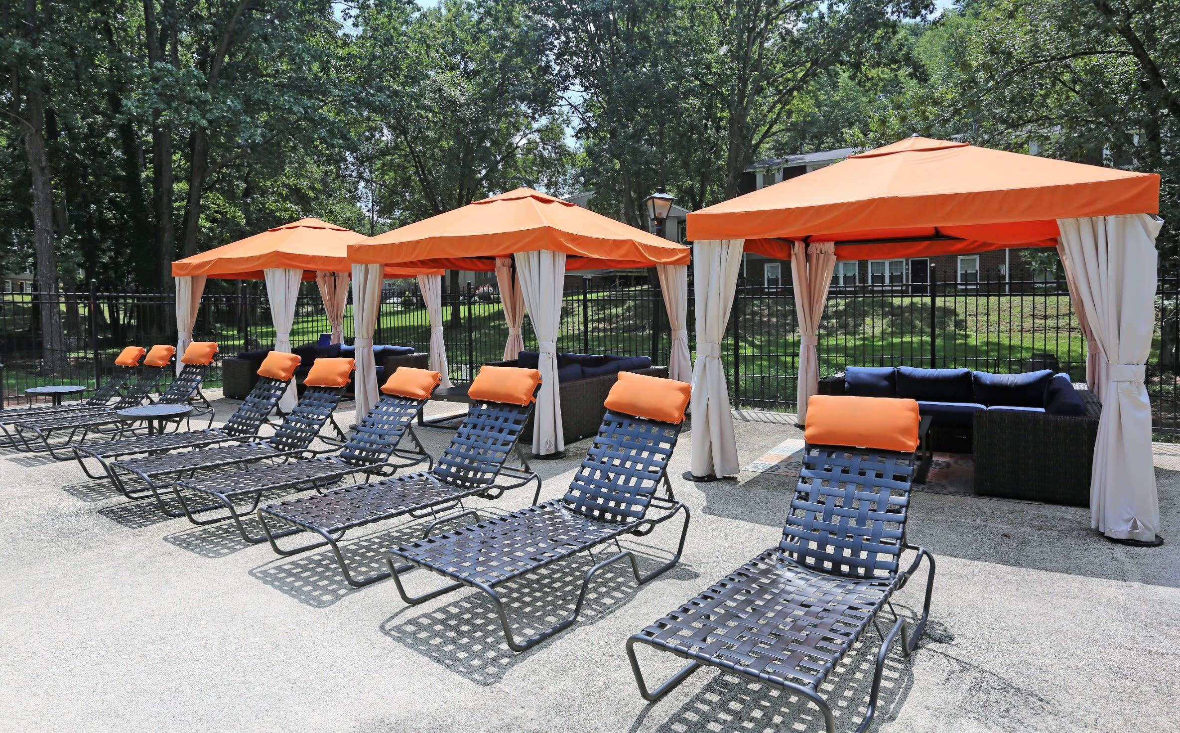 Cabanas at Greensboro, NC Luxury Apartments